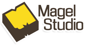 logo Magel Studio